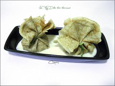Crepes Salsiccia E Ricotta