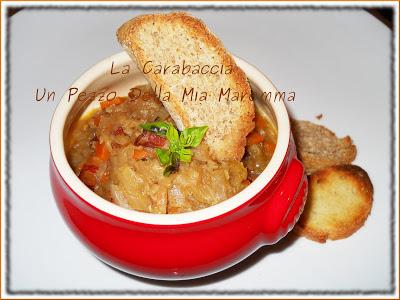 Carabaccio, Zuppa Di Cipolle