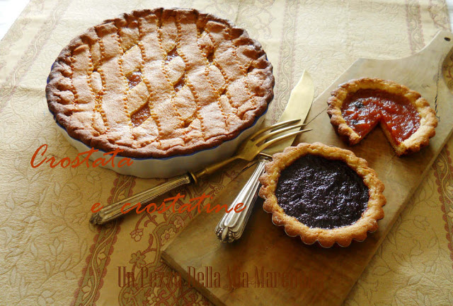 Crostata All'olio Extravergine