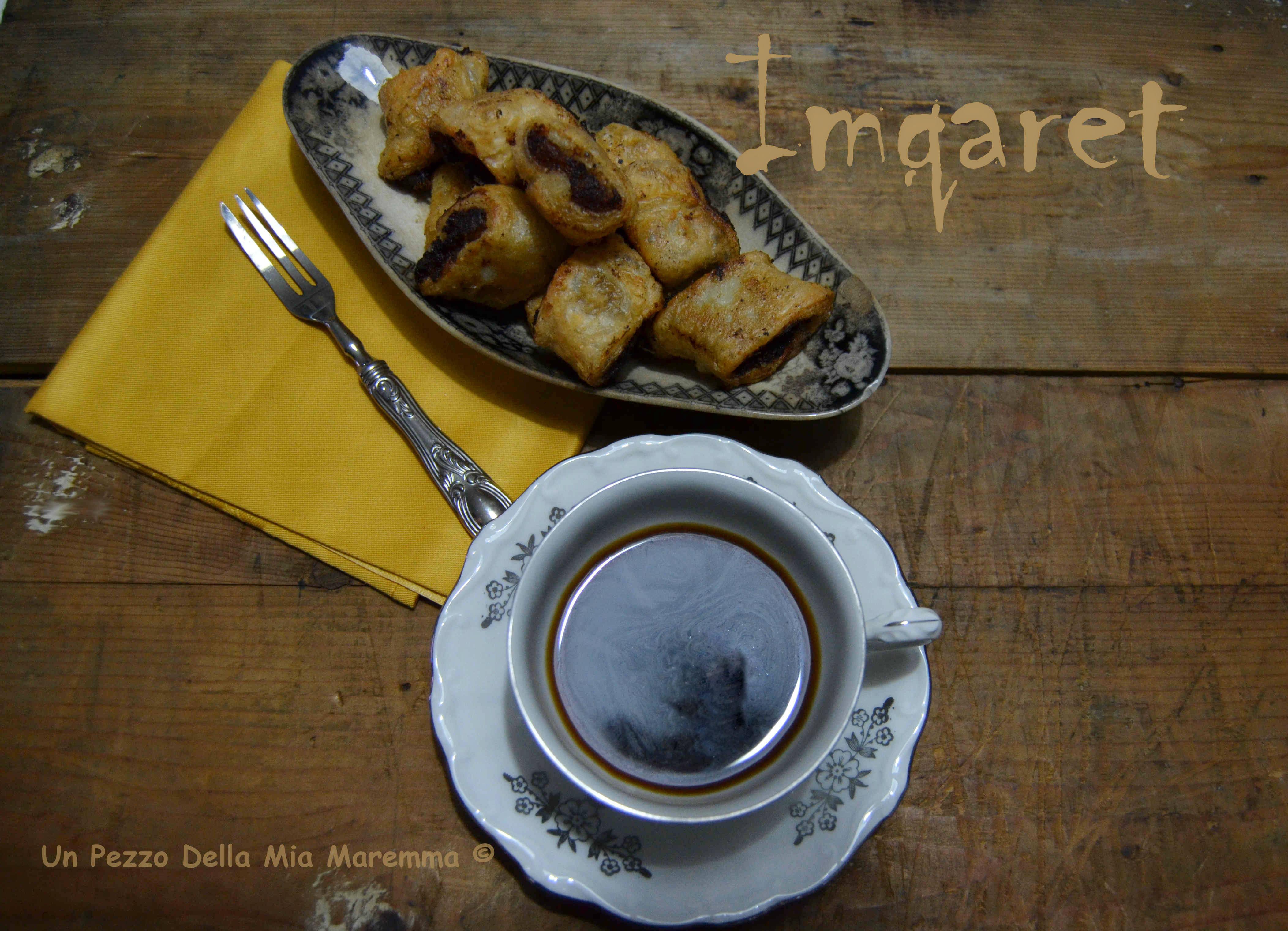 Imqaret – Dolcetti Ai Datteri