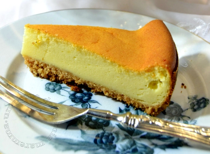 Cheesecake Di New York