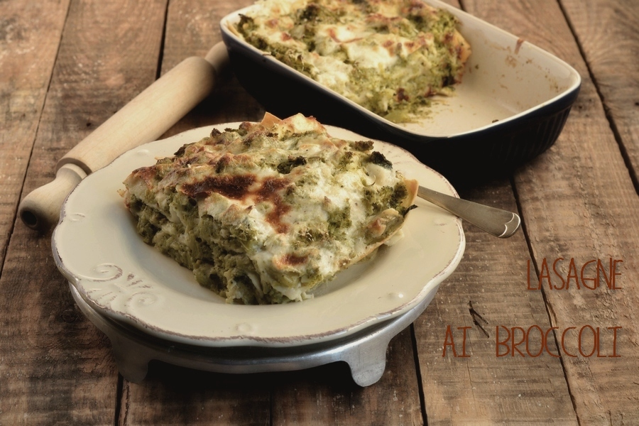 Lasagne Ai Broccoli