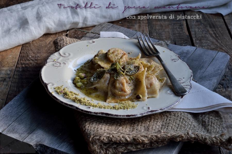 Tortelli Di Zucca Mantovana
