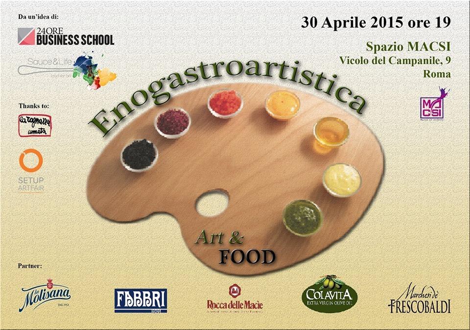 Invito Enogastroartistica