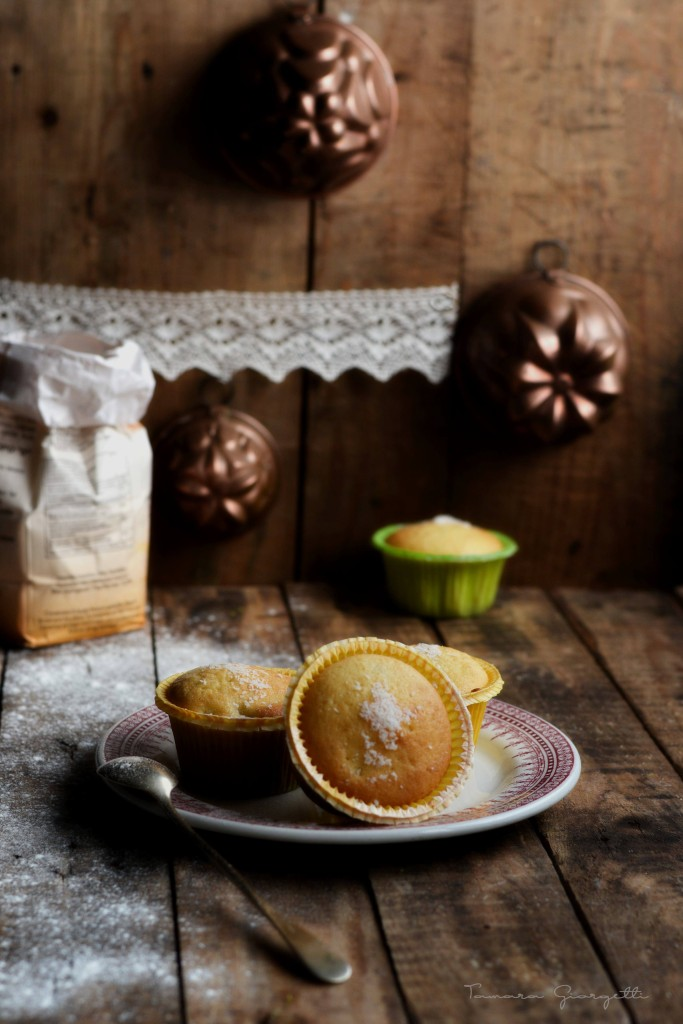 muffin banana e coco