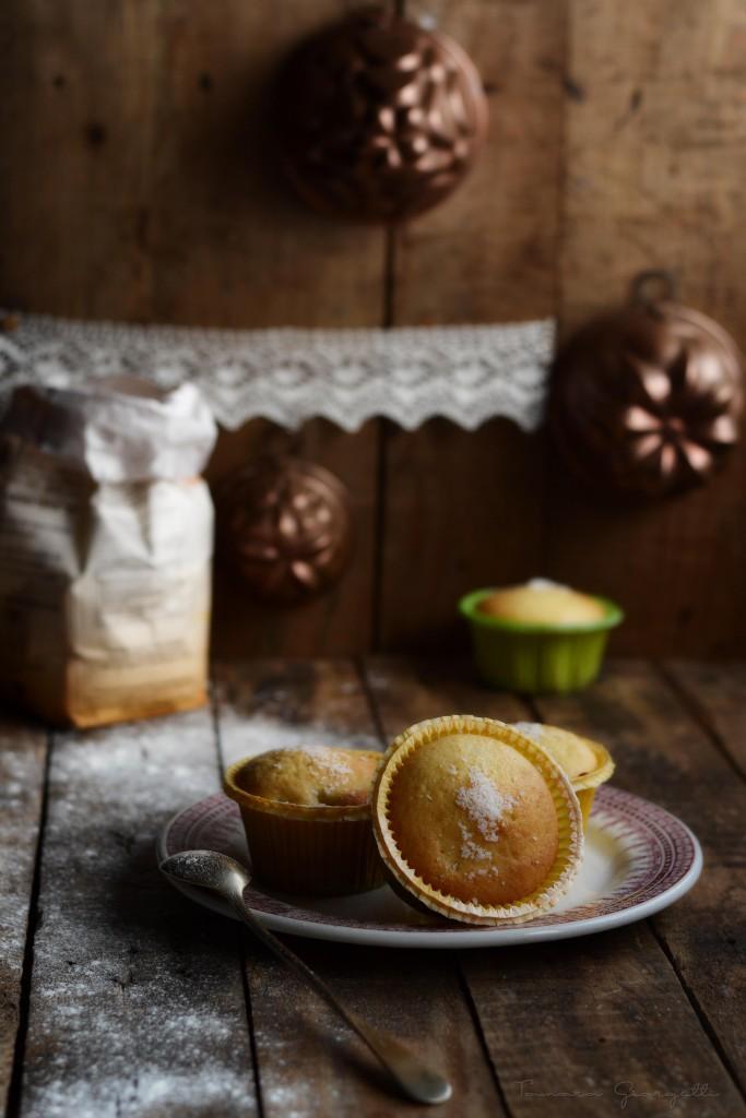 muffin banana e cocco