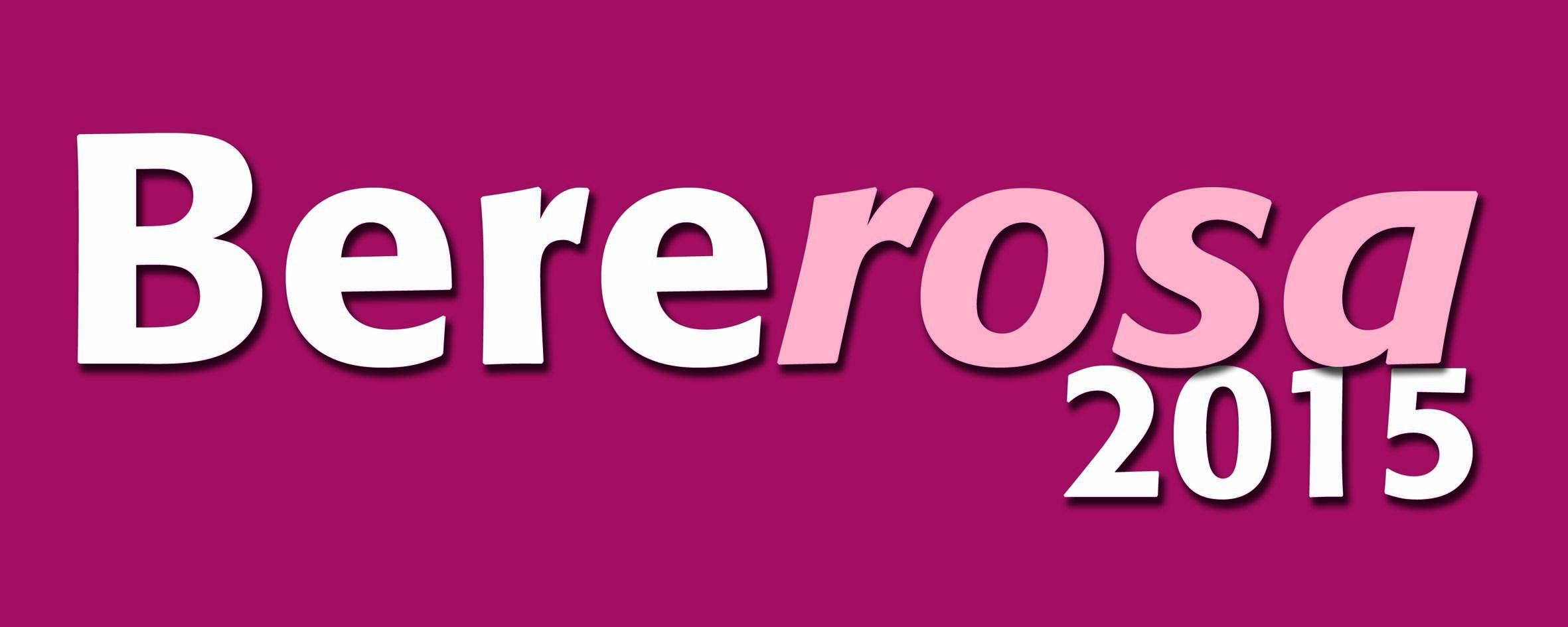 Logo Bere Rosa 2015