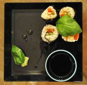 sushi veg