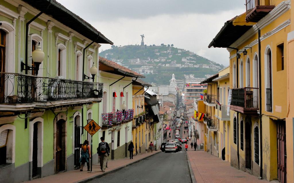Old-Town-Street-Quito-Ecuador