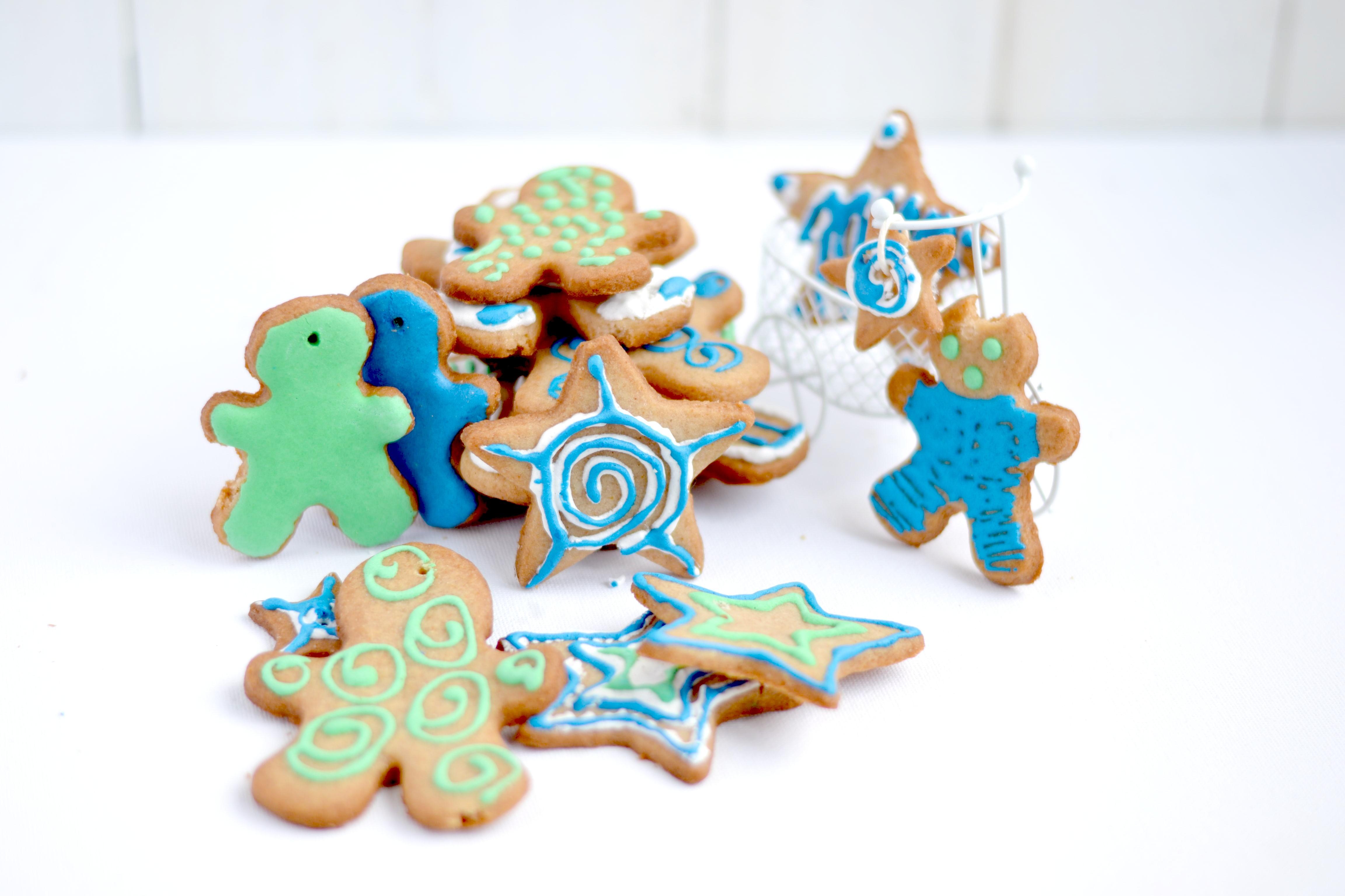 Omini Di Pan Di Zenzero, Gingerbread
