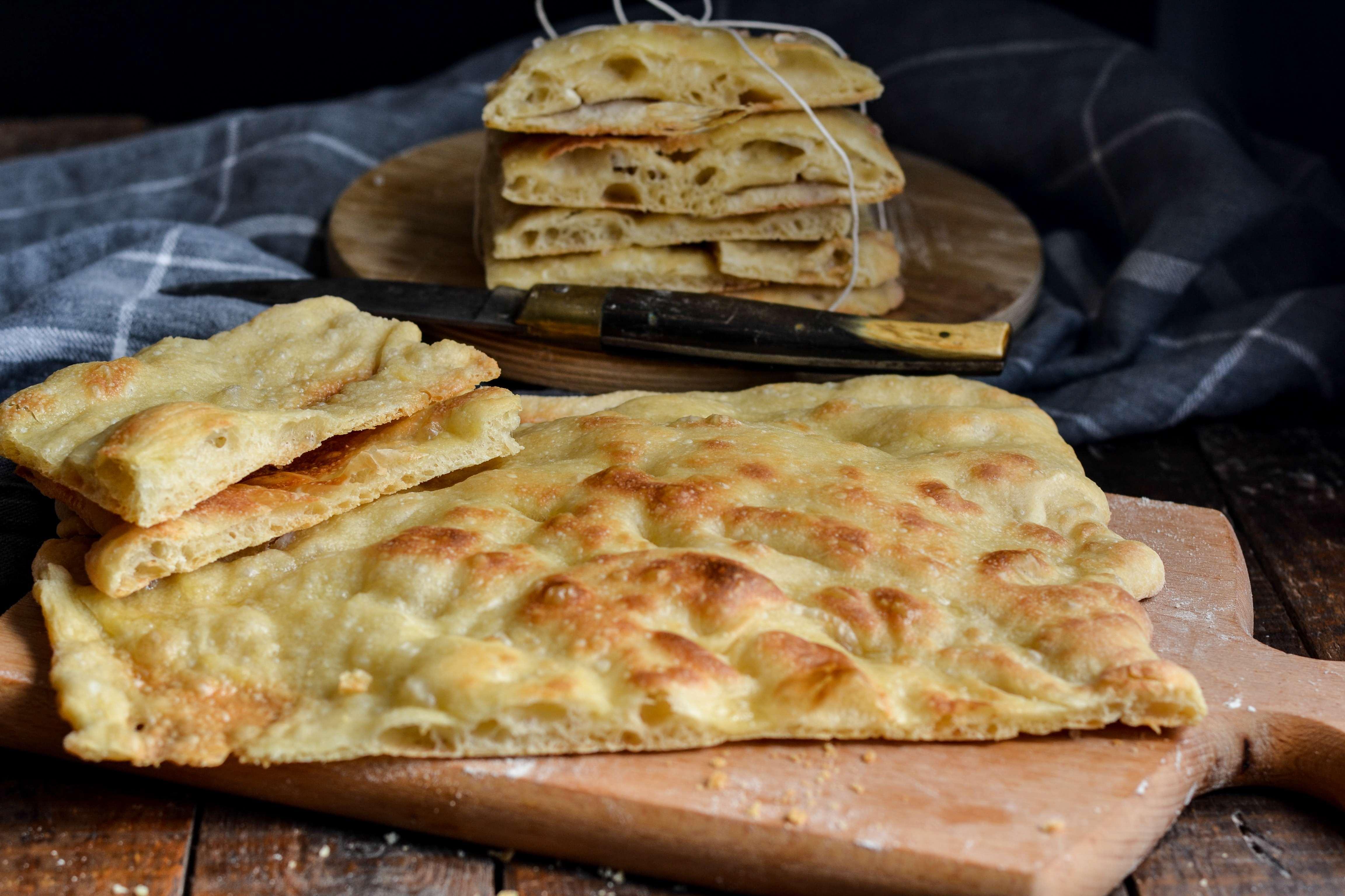 Pizza Bianca Romana…un Tentativo Ben Riuscito