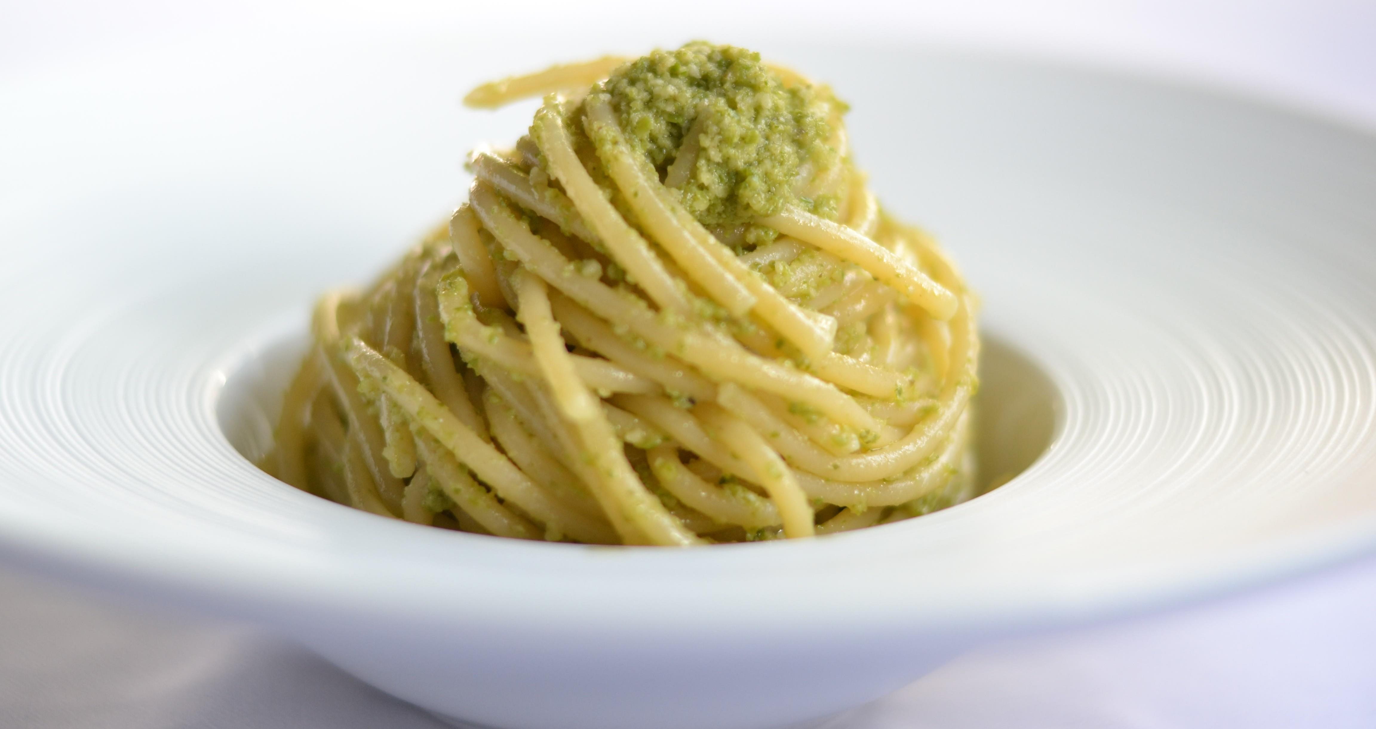 Spaghetti Ai Bruscandoli