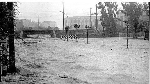 """Il Ricordo: Grosseto 1966…""""L'alluvione Della Povera Gente"""""""