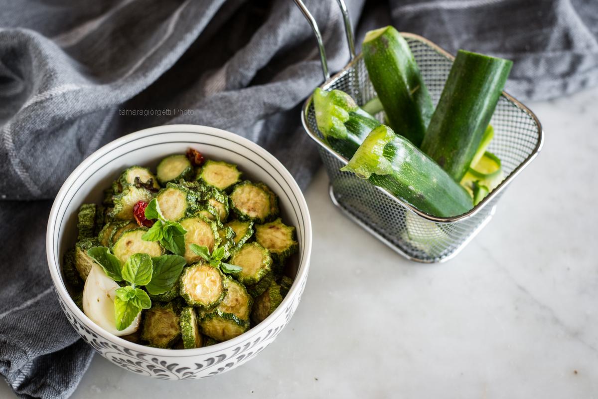 Le Mie Zucchine Alla Scapece Napoletana