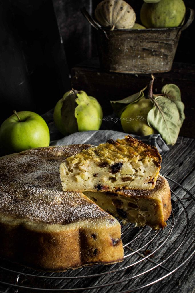 macafame il dolce con il pane avanzato