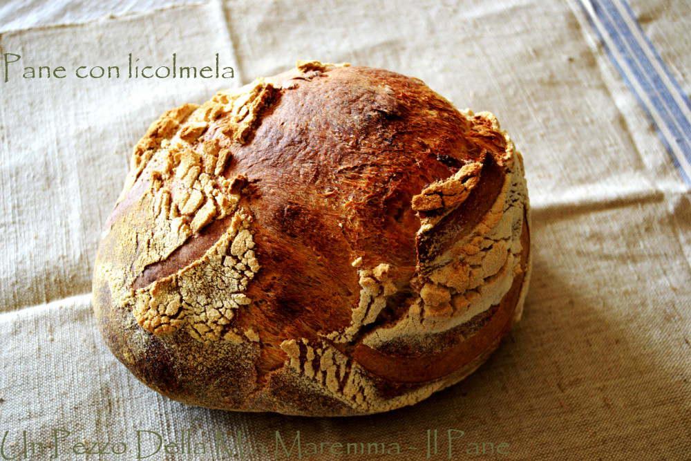 Pane con tanti buchi