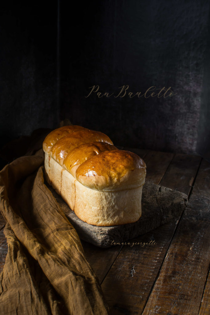 Pan bauletto o Pan brioche