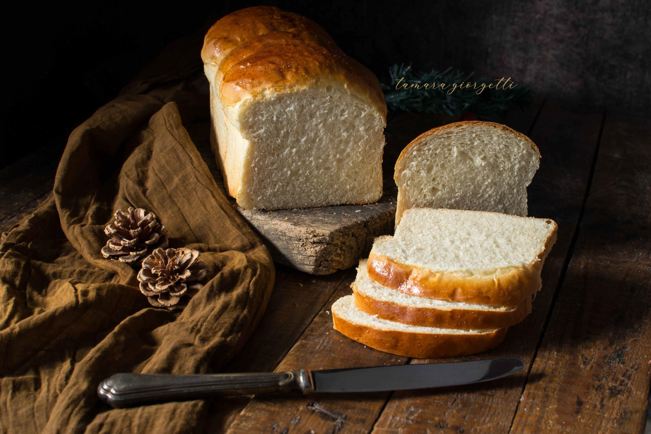 Pan bauletto o Pan brioche