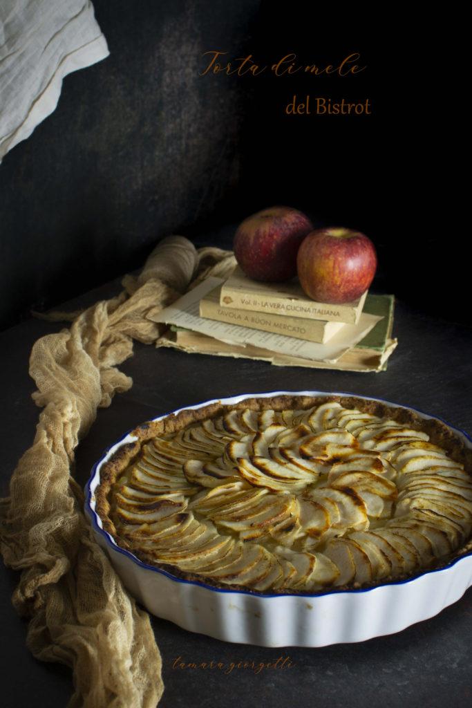 Torta di mele del Bistrot