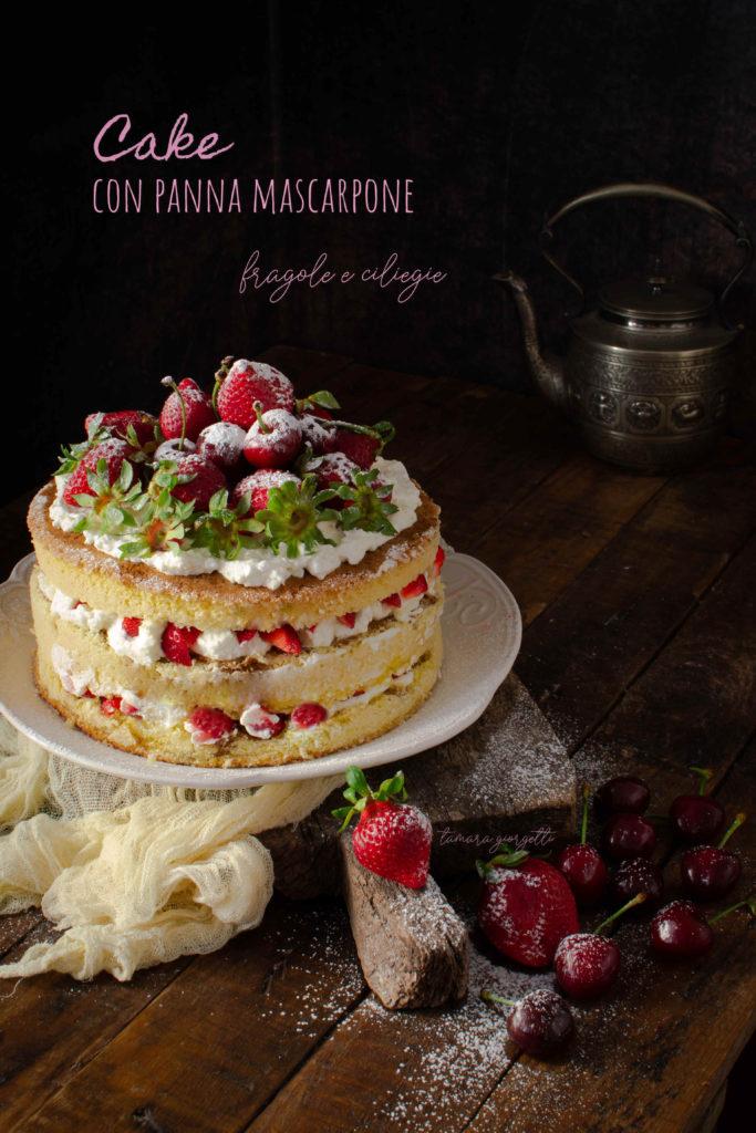 cake farcito