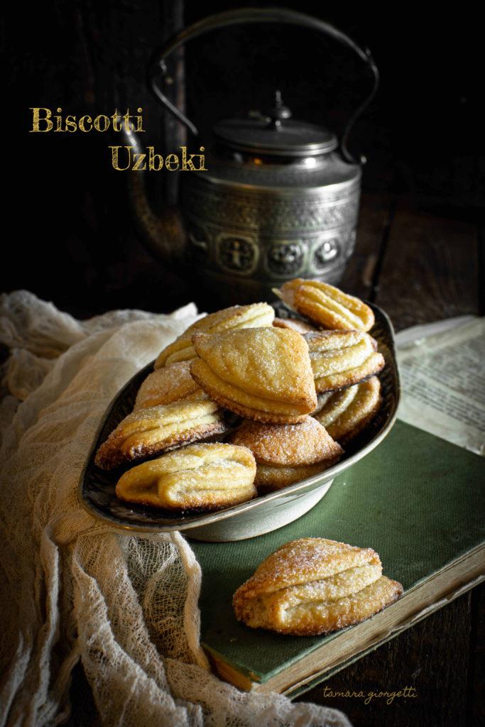 Biscotti uzbeki – Tvorogli pechenyelar