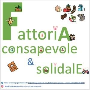 Logo per la fattoria solidale