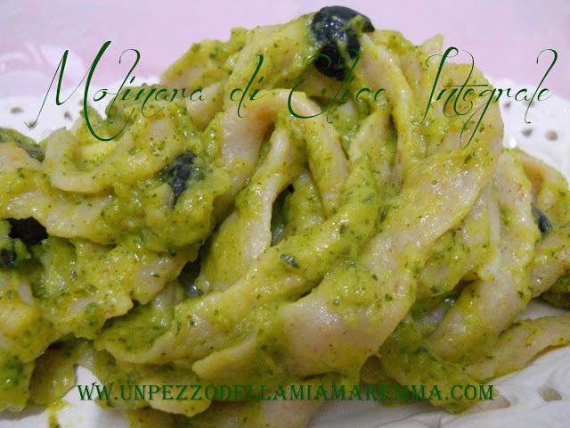 Molinara Di Elice Integrale Al Pesto Di Zucchine