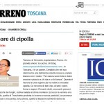 Intervista a Il Tirreno