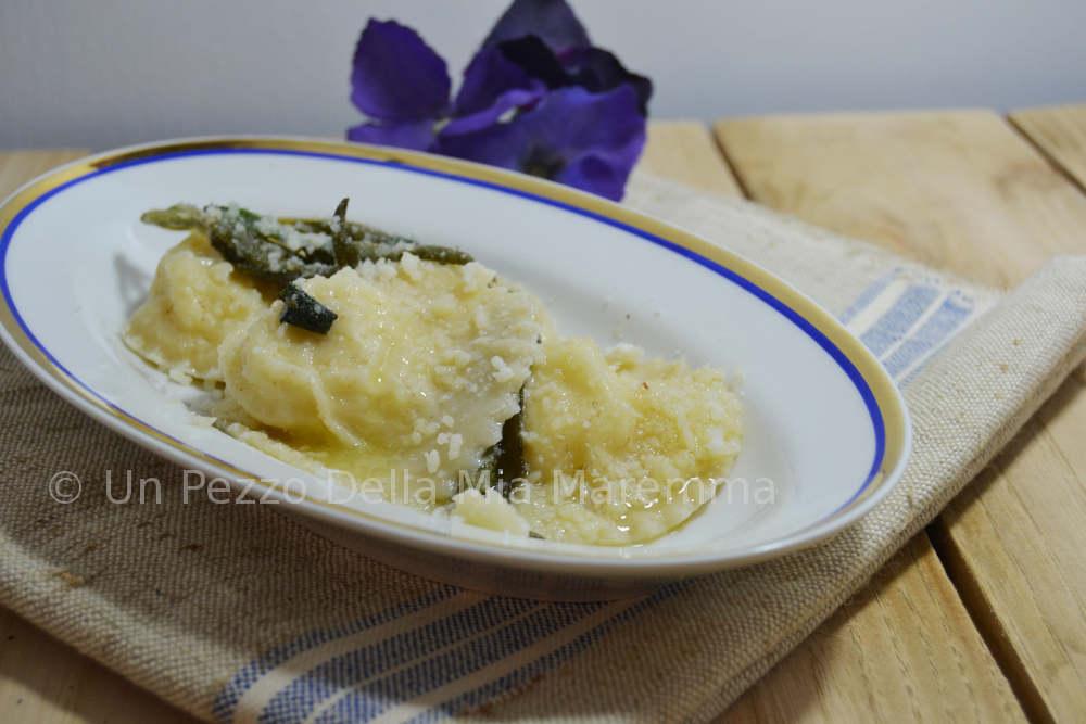 Ravioli Con Patate