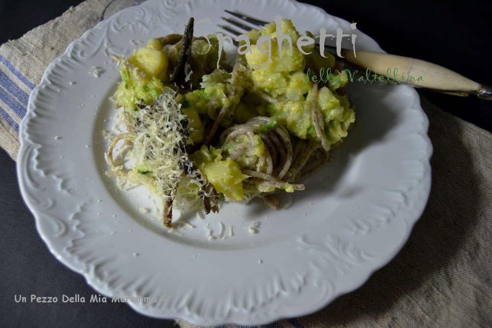 Spaghetti Valtellinesi