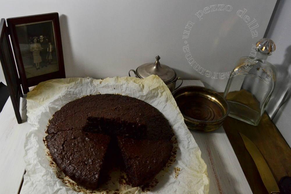 Chocolate Bread Cake