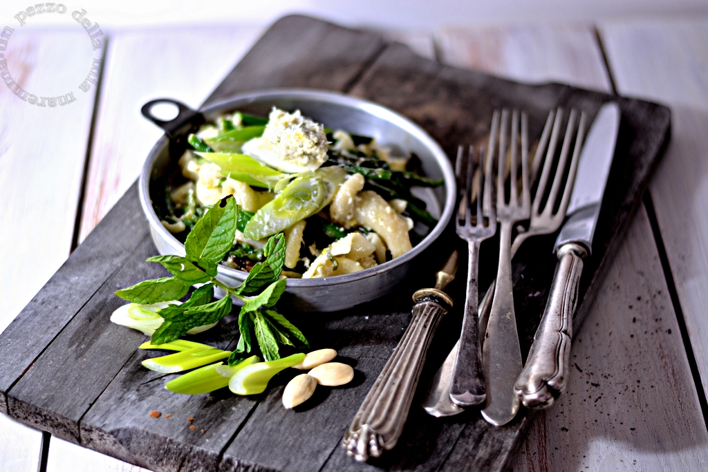 Pasta-verdure-e-pesto-di-limome