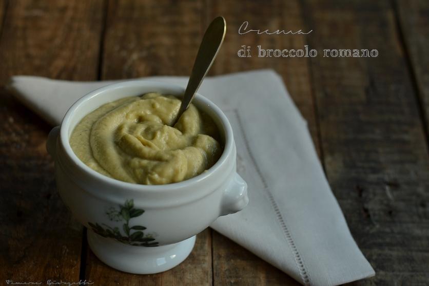 Crema Di Broccolo Romanesco, Un Frattale E I Numeri Di Fibonacci