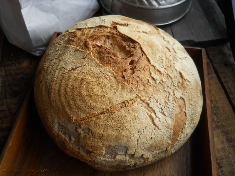 Pane Croccante A Lievitazione Naturale