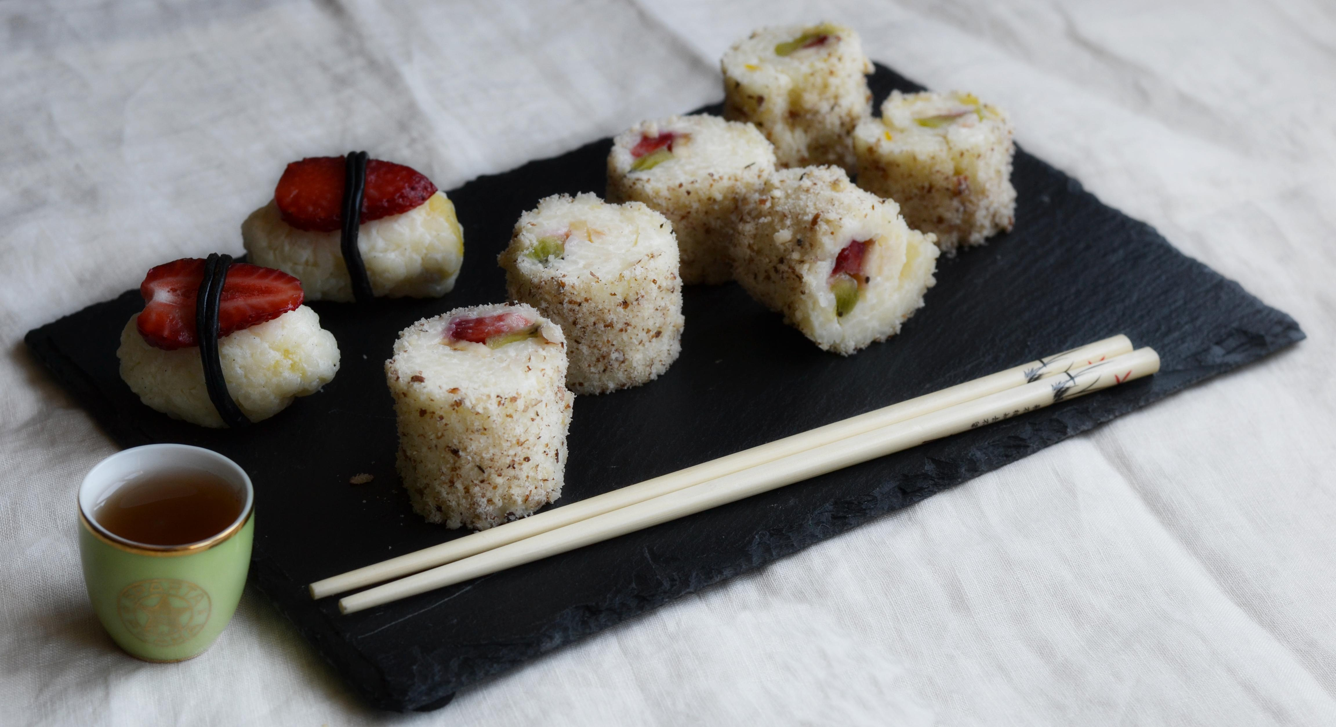 Sushi Dolce Per Abc