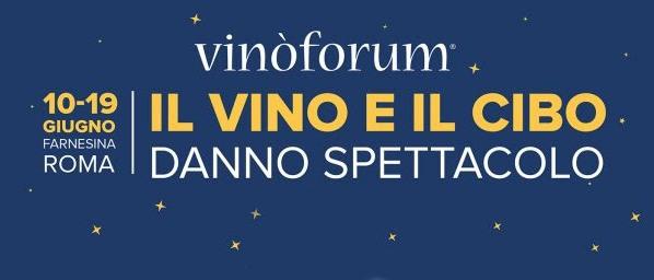 Vinòforum, L'appuntamento Annuale Con Degustazioni E Alta Cucina