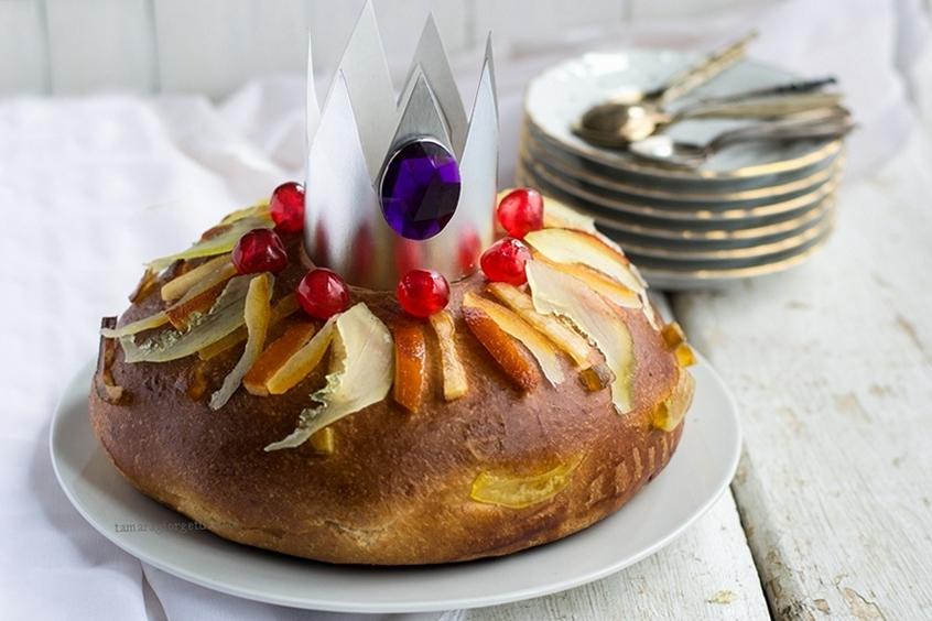 Roscón De Reyes – Ciambella Dei Re Magi