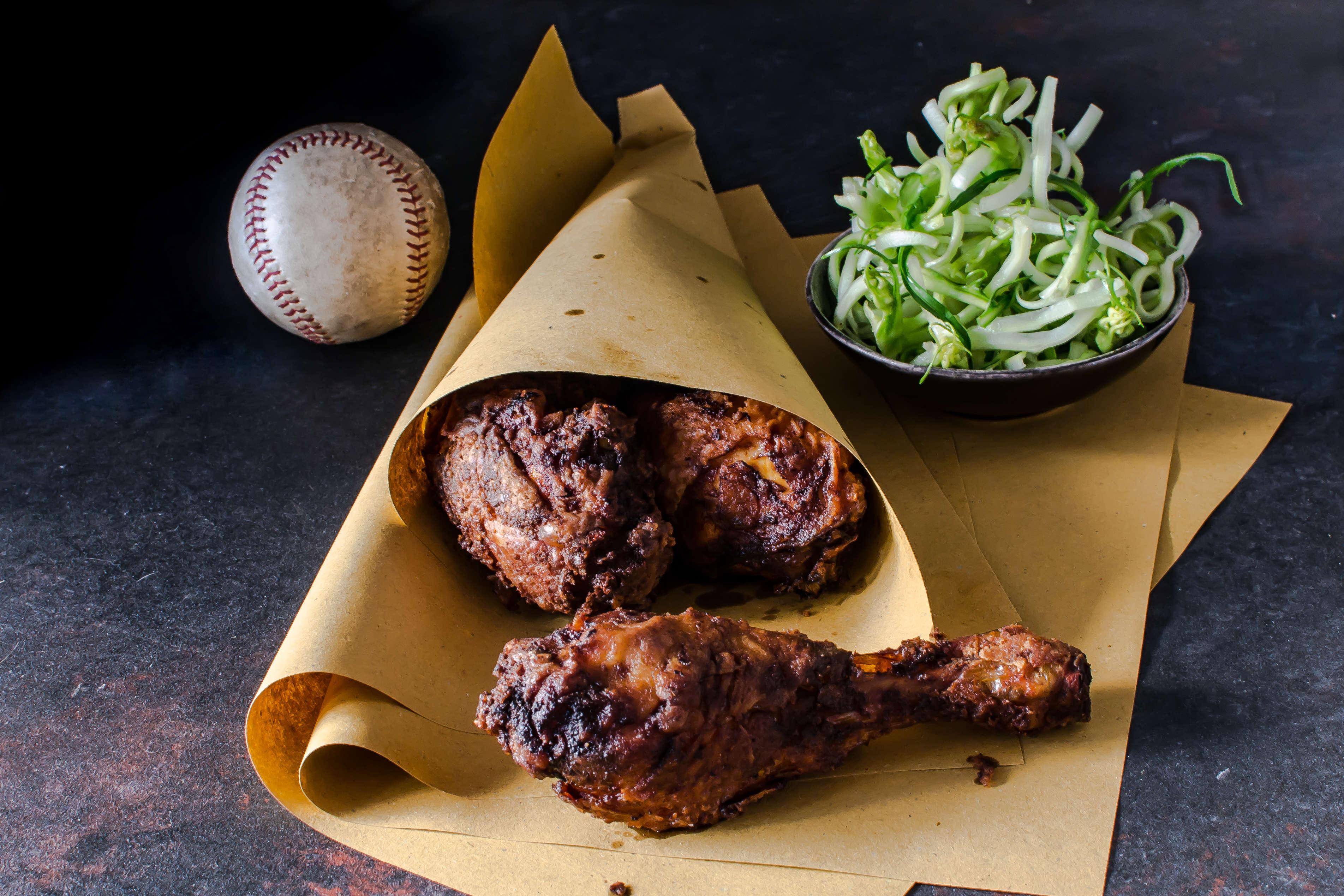 Pan Fried Chicken – Pollo Fritto In Padella