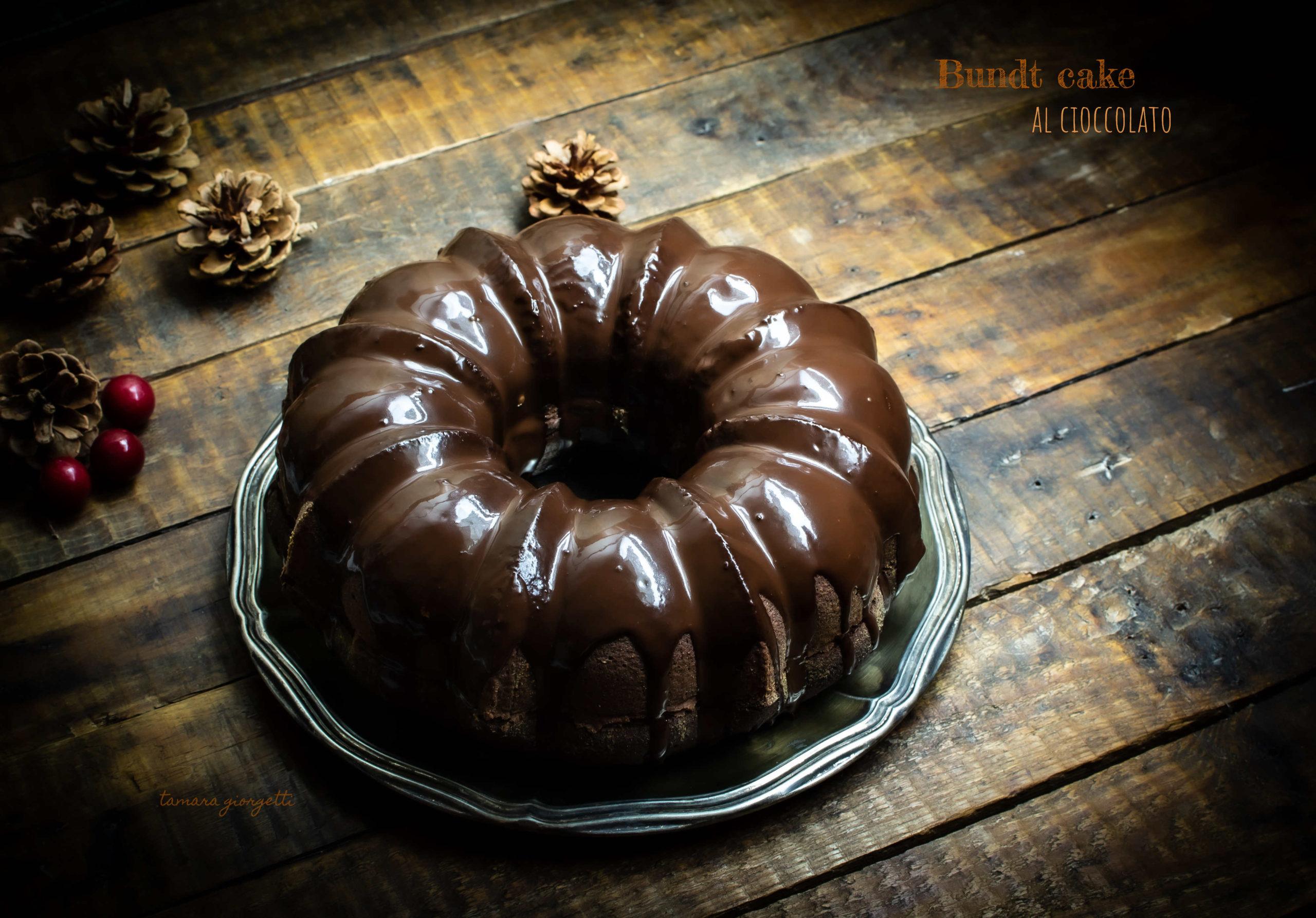 Bundtcake Al Cioccolato